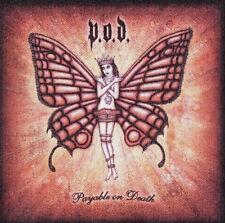 P.O.D. – Payable On Death CD Atlantic 2003 NEW