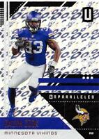 2018 Panini Unparalleled Flight NFL Football Cards Pick From List 1-150