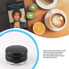 Espresso Powder Distributor Coffee Leveler with 3-Angled-Slopes Base Tamper