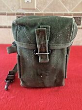 M14 M16 Vietnam War Magazine Pouch US Military Small Arms Ammo Rifle Canvas
