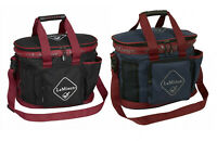 LeMieux Luxury ProKit System GROOMS HANDYBAG Waterproof Nylon Pockets Black/Navy