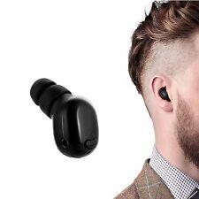 Ultra Mini Bluetooth Headset Headphone Earphone for iPhone Samsung Motorola Asus