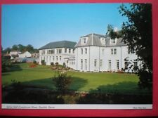 POSTCARD DEVON DAWLISH - SEFTON HALL CONVALESCENT HOME
