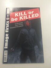 Kill Or Be Killed Comic Set