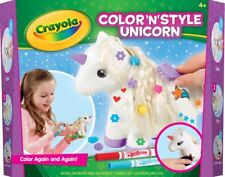 NEW Crayola Colour N Style Unicorn from Mr Toys