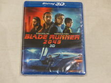 BLADE RUNNER 2049 BLU-RAY 3D NEW