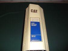Cat Caterpillar 345C Escavatore Materiale Gestore Service Riparazione Manuale S/
