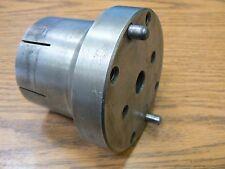 "Collet Nut CHUCK CLOSER Adapter Back Plate 2-3/16""-10 THR Hardinge Haas Yuasa #B"