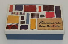 Kenmore Sew By Color 1960 No. 608.36