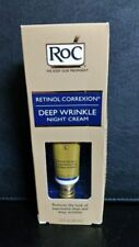 Roc Retinol Correxion Deep Wrinkle Night Cream 1.0 oz.