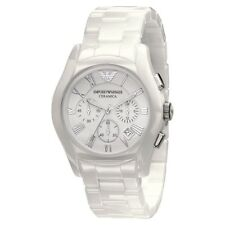 Emporio Armani Damenuhr, Keramik, Uhr, Weiß, 549,-€