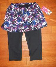 Skirt Sports Women's Lotta Breeze Capri Skirt - Celebration/Black - XS - NEW