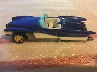Hot Wheels  FAO SCHWARZ Mercury  SwingFire 1 Of 3000 Gold Series 1