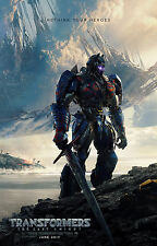 Eason-Transformers The Last Knight Movie Poster 23.6x35 in