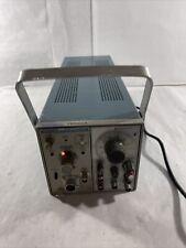 Tektronix Tm502a Plugin Mainframe With Am503 Amp Fg 502 Am W1a