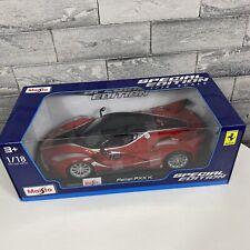 Maisto Ferrari FXX K 2020 Special Edition 1:18 Special Edition Mint New In Box