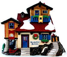 Dept. 56 Bernhardiner Hundchen Alpine Village St.Bernard Dog Kennel 56174 No Box