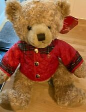 Harrods JASPER Christmas Bear 2014