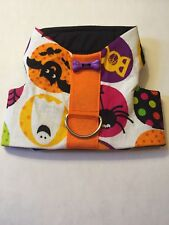Halloween Dog Cat Harness Vest XXS (45), XS (47) S(46), L(48)