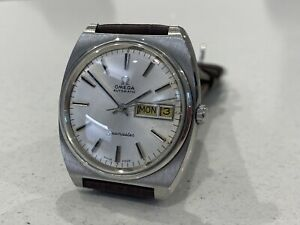Omega seamaster automatic 1985 - Vintage Swiss Watch