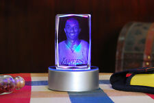 Kobe Bryant Laser Engraving Crystal Carving L.A. Lakers Los Angeles NBA Souvenir