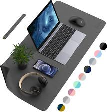 Mouse Mat Mice Pad Non-Slip Waterproof PC Computer Laptop Office Desk Mousepad