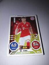 Match Attax Karte Fabian Benko FC Bayern München NEU