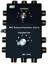 Commutatore antenna/ricetrans MFJ-1700C 6P, HF, 2KW