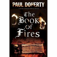 The Book of Fires: A novel of Medieval London featuring Brother-ExLibrary