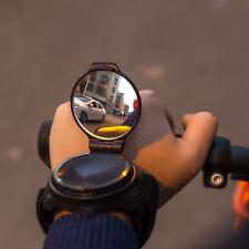 Specchietto retrovisore per bici Polsino portatile per 360 ° in bicicletta