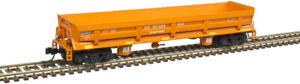 Atlas N Scale Difco Side-Dump Car Norfolk Southern/NS #991899 (Orange)