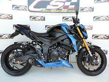 Suzuki GSX-S 750 Full System Exhaust Muffler w/ dB Killer CS Racing Deep Sound