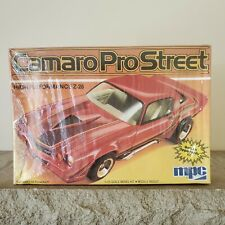 MPC 1981 Camaro Z-28 Pro Street 6326 FACTORY SEALED Street Machine Ertl