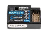 Futaba R304SB-E Empfänger 2,4GHz T-FHSS Telemetrie 4PX 4PV RC-Car