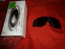NEW - Authentic Oakley M Frame Strike 2.0 Ballistic SI Lenses - GREY LENS