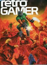 Retro Gamer magazine #199 2019 - Subscriber Edition -Doom,  Alien's Story, Zelda