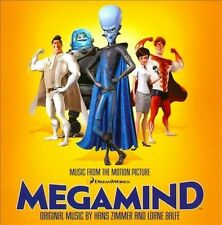 MEGAMIND / O.S.T.-MEGAMIND / O.S.T.  CD NEW