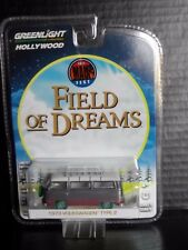 Greenlight Volkswagen Bus VW Field of Dreams 1of 48 Raw Super Chase 1/64 Diecast