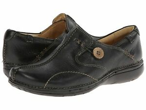 Woman's Loafers Clarks Un.loop