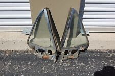 Pair of 1964, 1965, 1966 Ford Mustang Coupe, GT, Sprint REAR QUARTER SIDE WINDOW