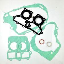Complete Engine Cylinder Top End Clutch Gasket Kit Set for Yamaha XV125 Virago