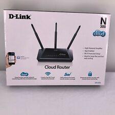 D-Link Cloud Wireless Router DIR-619L N 300 High Power 3 Antenna WiFi Certified