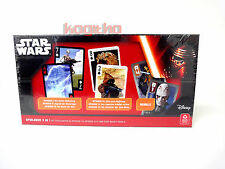 neuoriginale Disney Star Wars Spielebox Episode I-VI giochi carte