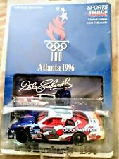 Sports Image Limited Edition DALE EARNHARDT #3 Die Cast 1/64 '96 Olympics AE9601