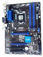 MSI Z97 PC Mate LGA 1150 Intel Z97 SATA 6Gb/s HDMI USB 3.0 ATX Intel Motherboard