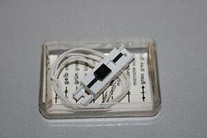 Fleischmann 6903 Switch Point Ein off-Switches Gauge H0 Boxed