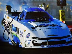 JOHN FORCE Authentic Hand Signed Autograph 4X6 Photo - RACE CAR OWNER & DRIVER