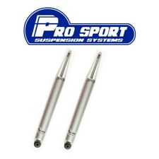 2x Golf Mk4 A3 Mk1 Leon Mk1 Octavia Mk1 Shortened Rear Coilover Shocks Dampers