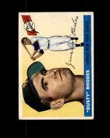 Dusty Rhodes Card 1955 Topps #1 New York Giants