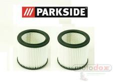 2 Filtros Parkside Aspirador de cenizas PAS 500 B1 LIDL IAN 66991